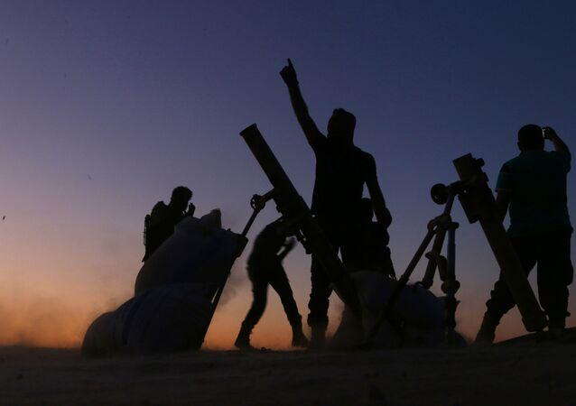 Wolna Armia Syrii przy wsparciu lotnictwa tureckiego wyparła w niedzielę z miasteczka Dabik na północy Syrii dżihadystów z Państwa Islamskiego