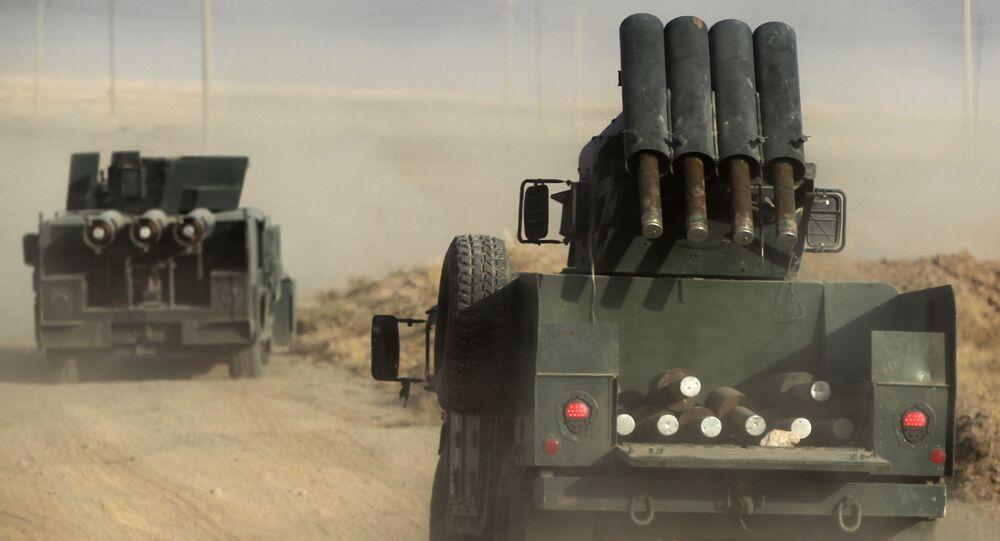 Szef Pentagonu zapewnił, że międzynarodowa koalicja wesprze ofensywę na Mosul.