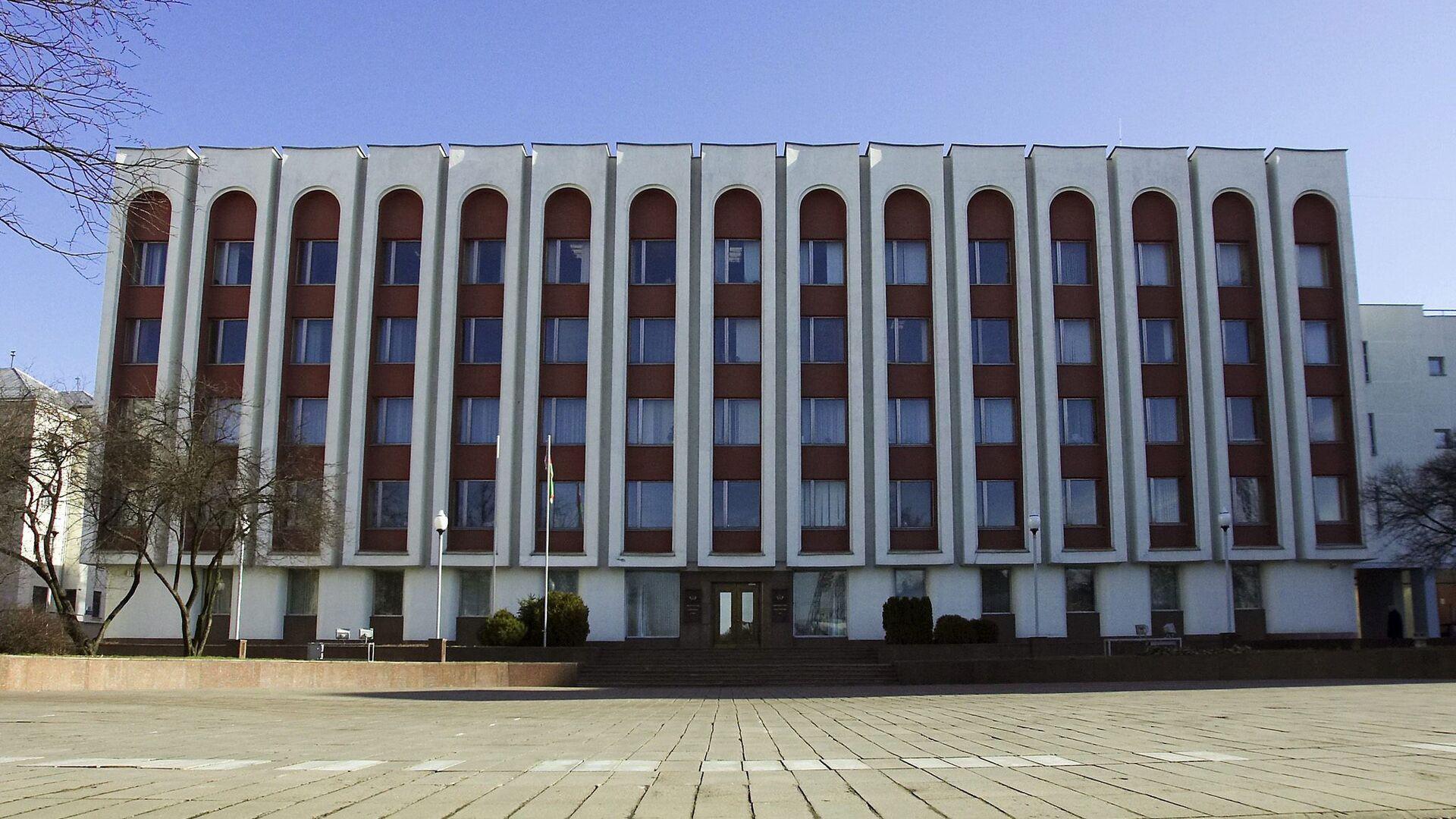 Budynek MSZ Republiki Białorusi - Sputnik Polska, 1920, 22.06.2021