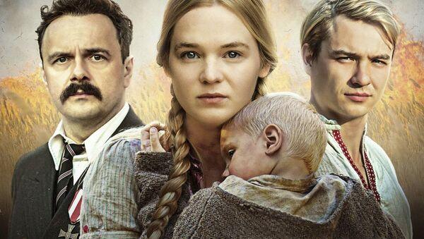 Plakat filmu Wołyń - Sputnik Polska
