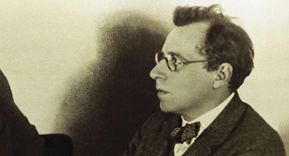 Reżyser Wsiewołod Meyerhold, reprodukcja fotografii
