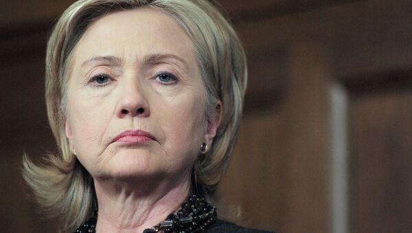 US Democratic Presidential Candidate Hillary Clinton - Sputnik Polska