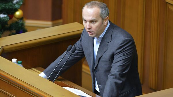 Nestor Szufrycz, deputowany Rady Najwyższej Ukrainy z Bloku Opozycyjnego - Sputnik Polska