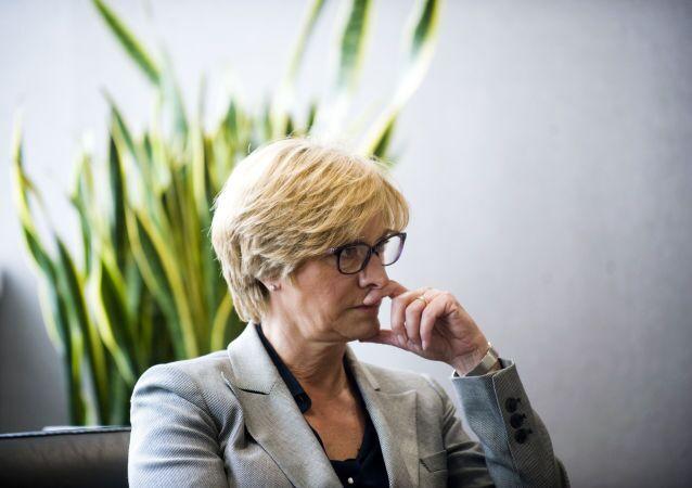Minister obrony Włoch Roberta Pinotti