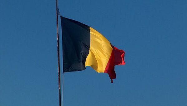 Flaga Belgii - Sputnik Polska