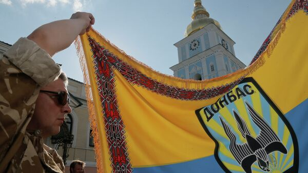 Donbas - Sputnik Polska