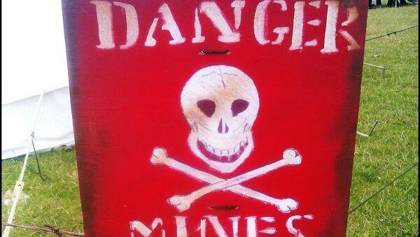 Danger Mines - Sputnik Polska