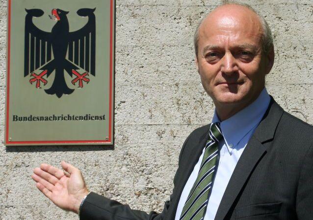 Szef BND Gerhard Schindler