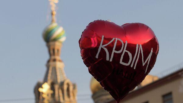 Krym konkurencją dla Petersburga i Tallina - Sputnik Polska