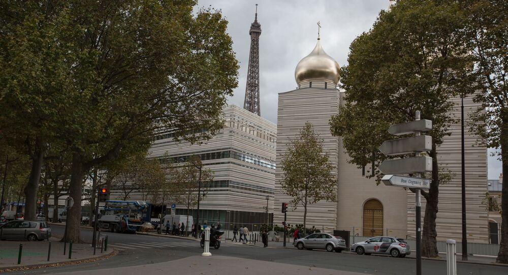 Centrum kultury prawosławnej w Paryżu