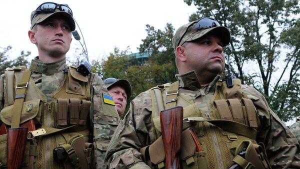 Ukraińskie wojsko - Sputnik Polska