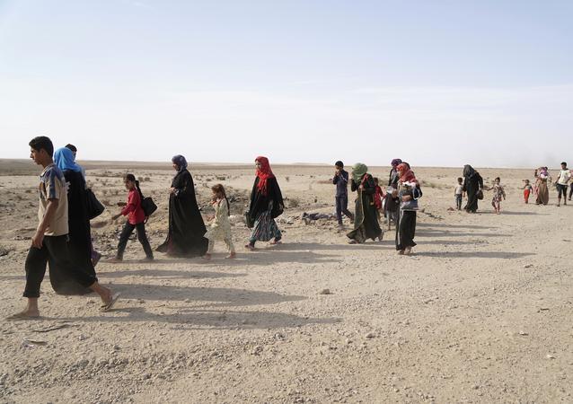 Uciekinierzy z Mosulu