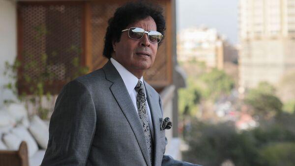 Ahmed Kaddafi al-Dam - Sputnik Polska