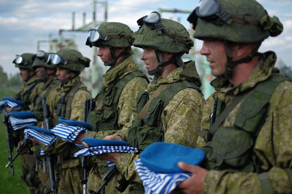 Radzieckie siły specjalne brały udział w operacjach bojowych poza granicami kraju.