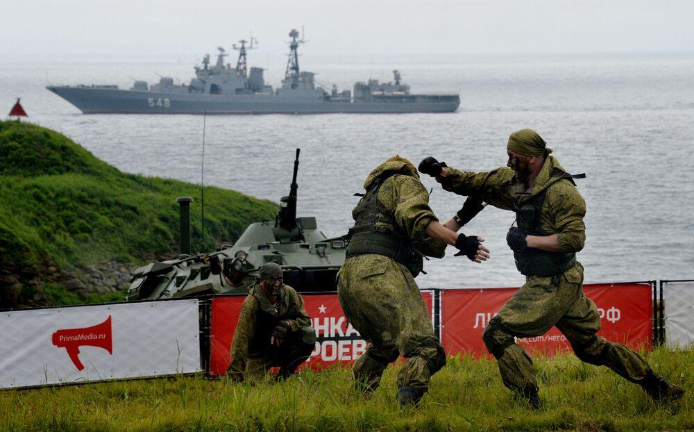 Wojskowe siły specjalne brały udział w operacjach bojowych w Angoli, Mozambiku, Etiopii, Nikaragui, Kubie i Wietnamie, Afganistanie.