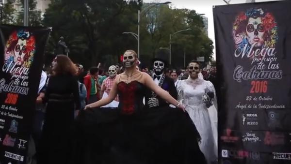 Parada zmarłych - Sputnik Polska