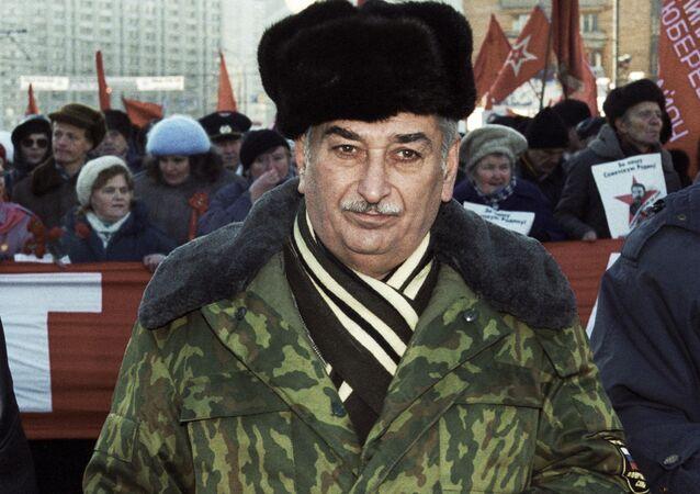 Wnuk Józefa Stalina Jewgienij Dżugaszwili