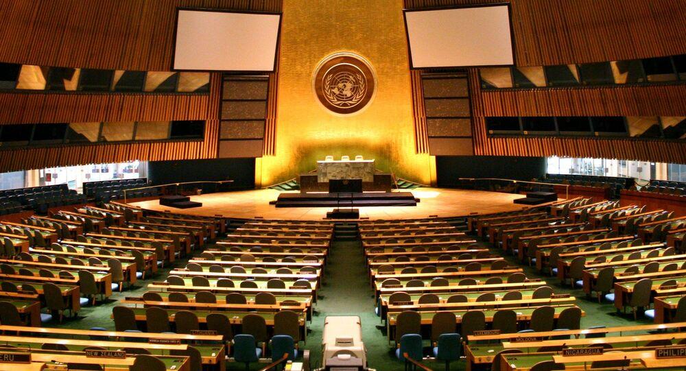 Sala Zgromadzenia Ogólnego ONZ