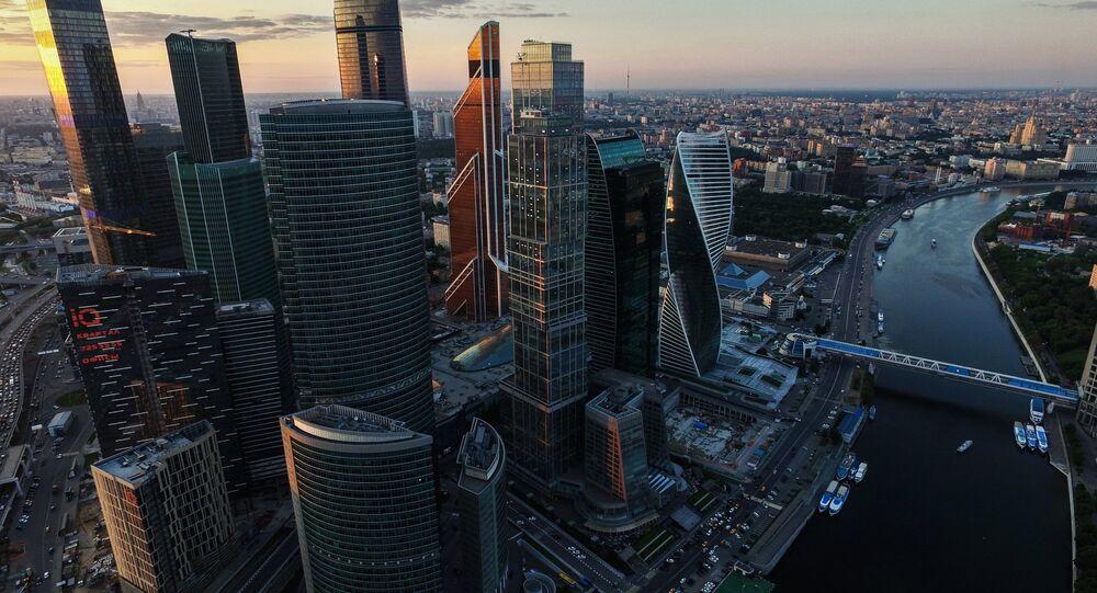 Międzynarodowe Centrum Biznesowe Moskwa City