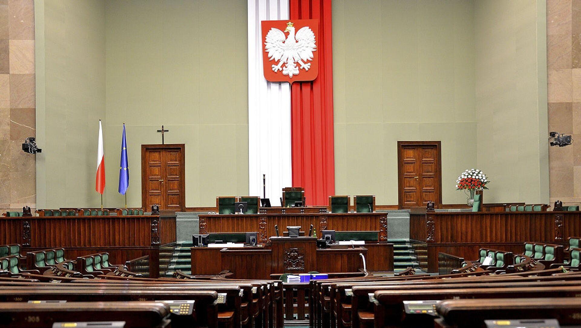 Sejm Rzeczypospolitej Polskiej - Sputnik Polska, 1920, 02.04.2021