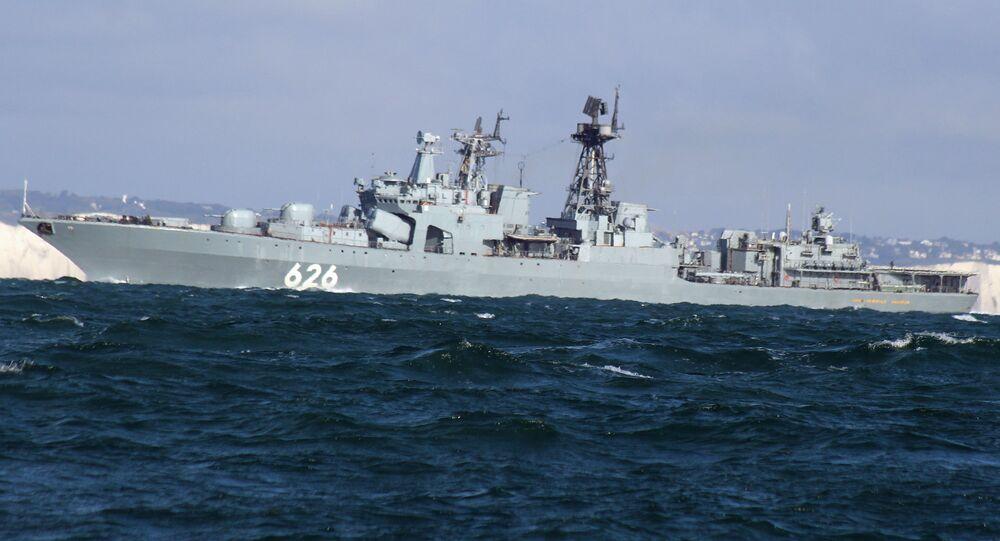 Niszczyciel Wiceadmirał Kuzniecow