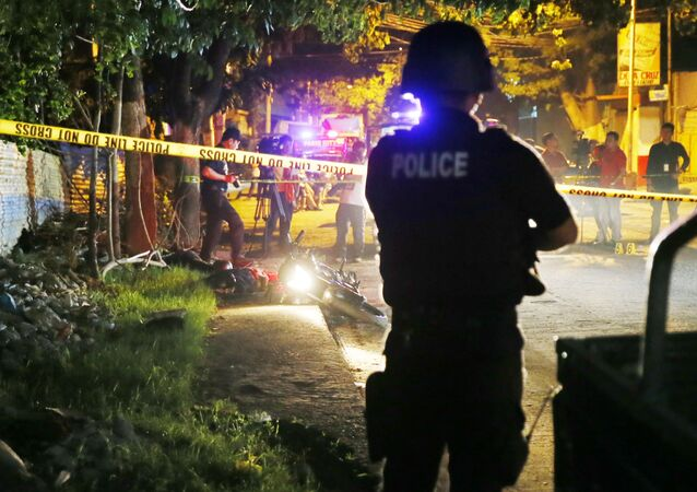 Burmistrz jednego z filipińskich miast Datu Saudi Ampatuan, Samsudin Dimaukom, został zastrzelony podczas operacji policyjnej w ramach walki z handlem narkotykami.