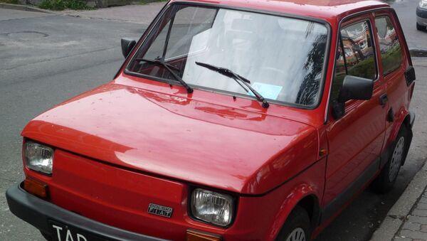 Fiat 126р - Sputnik Polska