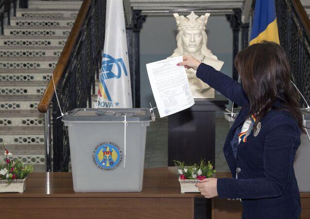 Wybory prezydenckie w Mołdawii
