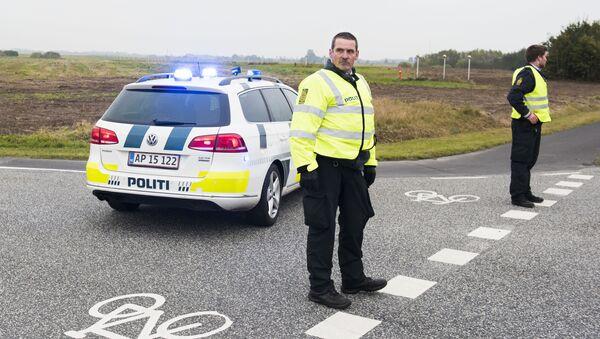 Duńska policja - Sputnik Polska