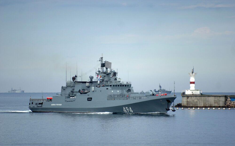 Okręt patrolowy Admirał Grigorowicz
