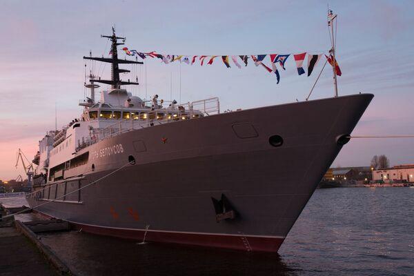 Statek ratowniczy Igor Bielousow - Sputnik Polska