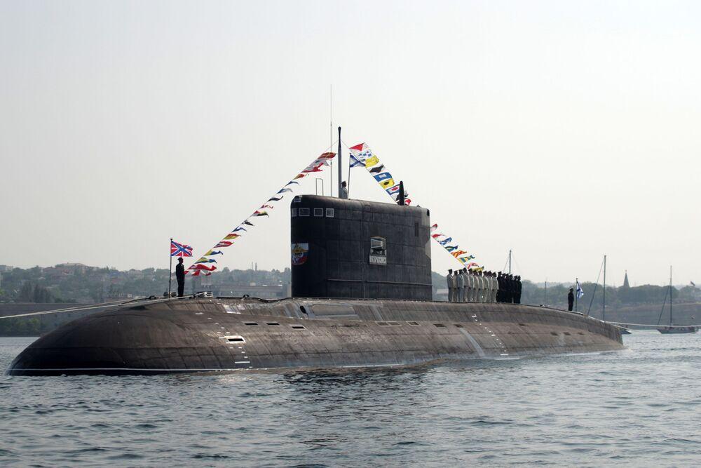 Łódź podwodna Noworossijsk