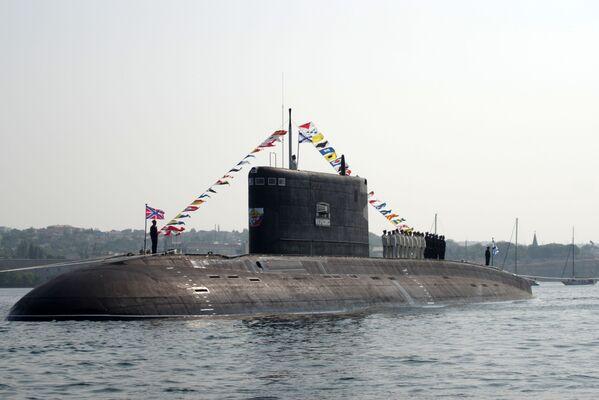 Łódź podwodna Noworossijsk - Sputnik Polska