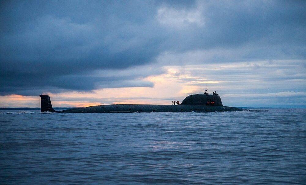 Okręt podwodny o napędzie atomowym Siewierodwińsk