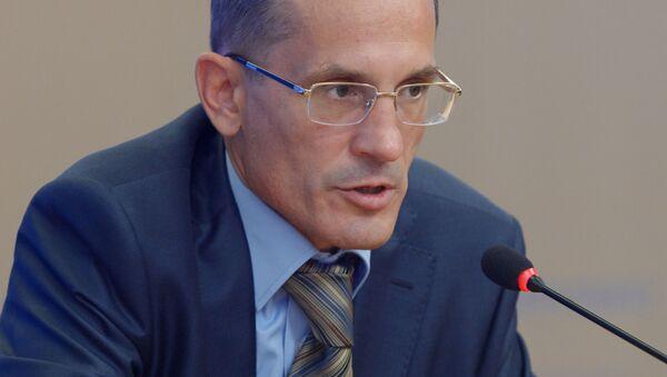 Dyrektor naukowy Rosyjskiego Towarzystwa Wojskowo-Historycznego Michaił Miagkow - Sputnik Polska