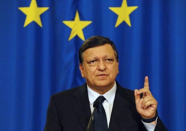 Były przewodniczący Komisji Europejskiej Jose Manuel Barroso