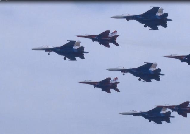 Russkije Witiazi i Striży podbiły Chiny