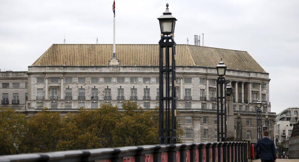 Siedziba brytyjskiej Służby Bezpieczeństwa (MI5) w Londynie