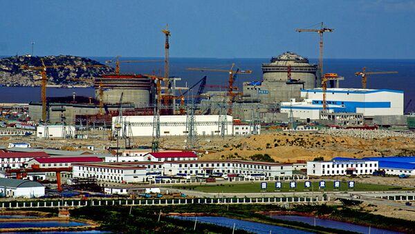 Elektrownia atomowa w Tianwan. Chiny - Sputnik Polska