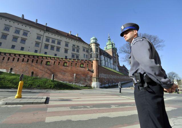 Polska. Policja. Kraków