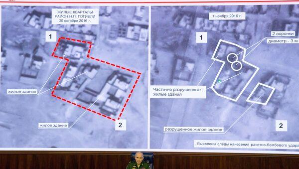 Koalicja zaatakowała dzielnice mieszkalne Mosulu - Sputnik Polska