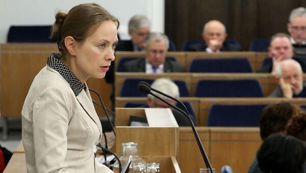 Była ambasador Polski w Moskwie Katarzyna Pełczyńska-Nałęcz - Sputnik Polska