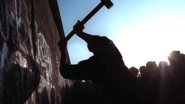 Upadek muru berlińskiego. listopad 1989 r. - Sputnik Polska