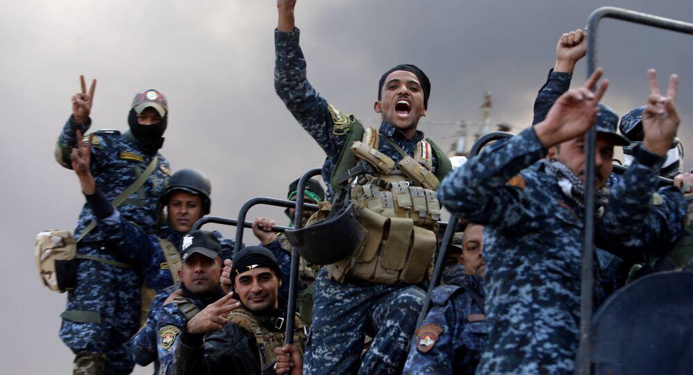 Armia iracka szturmuje ostatnie miasto na drodze do Mosulu