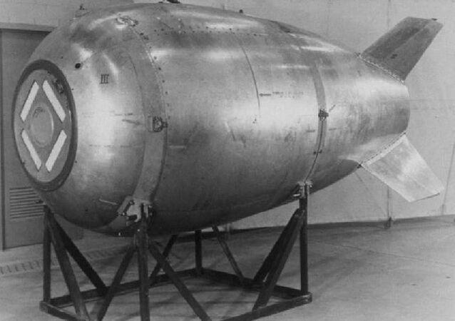 Amerykańska bomba atomowa Mark 4