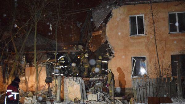 Rosja: Wybuch gazu w Iwanowo. Są ofiary śmiertelne - Sputnik Polska