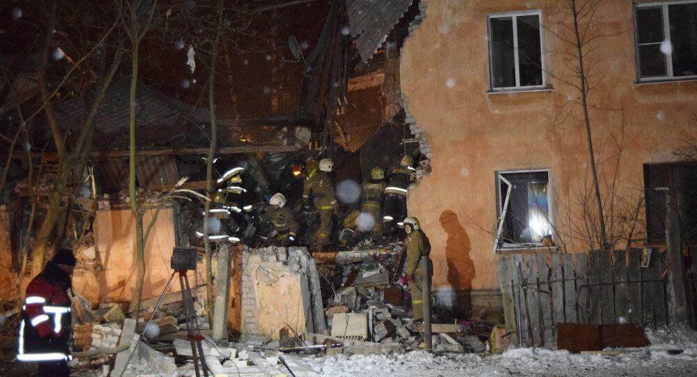 Rosja: Wybuch gazu w Iwanowo. Są ofiary śmiertelne