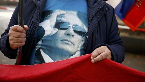 Sama idea nie wystarczy, by zjednoczyć Rosjan - Sputnik Polska