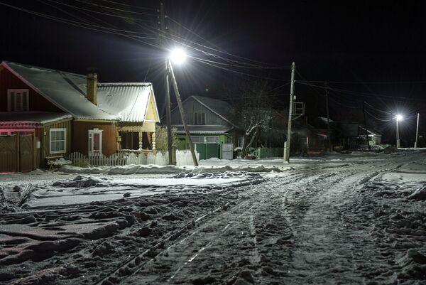Wieś Bieriozowka w obwodzie tomskim - Sputnik Polska