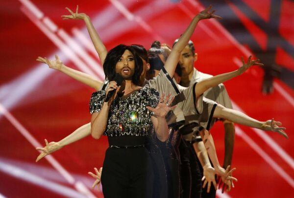 Zwycięzca Eurowizji-2014 Conchita Wurst - Sputnik Polska